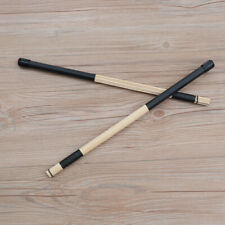 More details for 1 pair drum stick rod drum stick bamboo for jazz folk music drum pad practicer