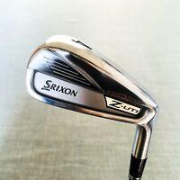 Srixon Z-UTi 4-iron. Stiff Graphite - Excellent Condition # 9692