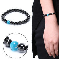 Bio Magnetic Healthcare Bracelet Weight Loss Acupoints Magnetic Therapy Cat Eye~