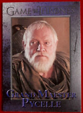 GAME OF THRONES - GRAND MAESTER PYCELLE - Season 3, Card #55 - Rittenhouse 2014