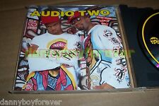 Audio Two CD What More Can I Say USA 1988
