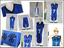 Kuroko no Basuke Cosplay Costume Kise Ryota Kaijyo Basketball Jersey UK