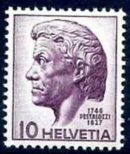SVIZZERA -   1946  PESTALOZZI   **