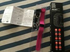 'BAS-TeK' PULSE CERISE SMART WATCH IN ORIGINAL PACKAGING
