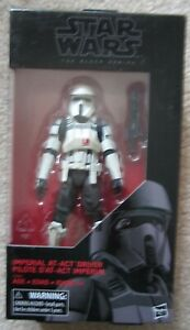 STAR WARS The Black Series Imperial AT-ACT Driver Target Exclusive BNISB!