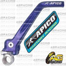 Apico Blue Kick Start Kick Starter Lever Pedal For Husqvarna TC 65 2017-2018