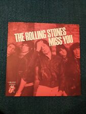 ROCK BEAT THE ROLLING STONES MISS YOU 1978 RS MICK JAGGER