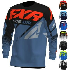 FXR Racing F20 Clutch MX Mens Riding Dirt Bike Motocross Jerseys