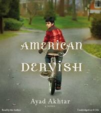 American Dervish by Ayad Akhtar Compact Disc Book (English)