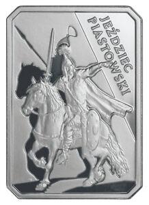 10 zl > History of the Polish Cavalry: The Piast Horseman
