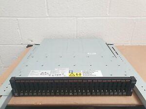 IBM V3700 28.8TB (24x 1.2TB 10K) 24x 2.5'' SFF SAS Expansion Array 2072-24E