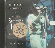 SOUTHSIDE JOHNNY & THE ASBURY JUKES BEST OF (1979-1991) CD RHINO 1993
