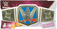 WWE Smackdown Women's Championship Title Belt Mattel Divas Toy NEW!