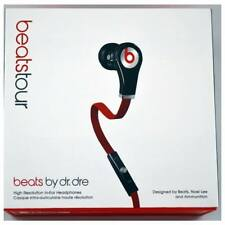 Beats by Dr.Dre Tour In-Ear Headphones Red-Black