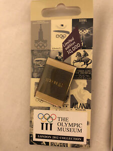 OLYMPIC MUSEUM LOGO PIN BADGE BRAND NEW Mexico