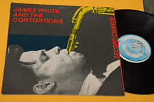 JAMES WHITE AND THE CONTORTIONS LP SECOND CHANCE ORIG USA 1980 EX+ TOP