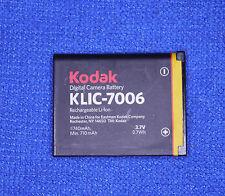 KODAK KLIC-7006 Battery M5370 M873 M577 M550 M550 Fast postage GENUINE