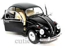 Kinsmart 1967 Classic VW Volkswagen Beetle Bug 1:24 Black