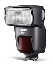 Metz mecablitz 52 AF-1 digital für Nikon + 4xAA Batterien ***