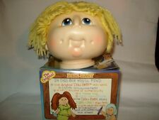 1984 Martha Nelson Thomas Original Doll Baby Head Vintage