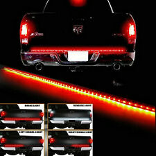 "5-Function 60"" LED Tailgate Strip Light Bar For Dodge Ram 1500 2500 3500 4500 55"
