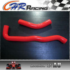 silicone radiator hose for Nissan Patrol GQ Y60 4.2 / Ford Maverick TB42 RED