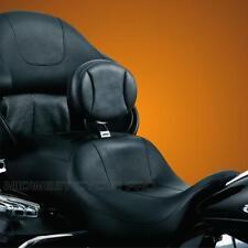Kuryakyn Plug-In Driver Backrest for '97-up Harley Davidson Electra Glide (1670)