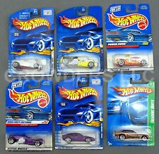 Hot Wheels 6 Car Lot Screamin Hauler Challenger Power Pipes Sooo Fast Charger