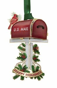 Beacon Design Holiday Mailbox Ornament