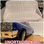 1/10 Custom Seat For Redcat Sixtyfour Jevries  Rc Lowrider 64 Impala Sixty Four