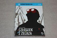 Człowiek z żelaza Blu-ray - POLISH RELEASE ( English Subtitles)