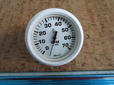 """*NEW* 0720 Faria 4"""" Tachometer 0-7000 RPM 33104"""
