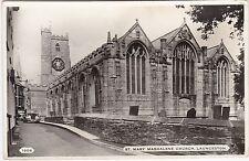 St. Mary Magdalene Church, LAUNCESTON, Cornwall RP