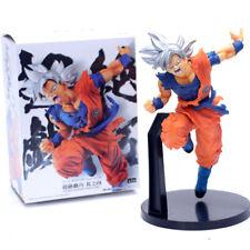 Dragon Ball Super Ultra Instinct Son Goku PVC Figures Dragon Ball Z Goku Model