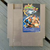 Back To The Future II & III 2 3 Cartridge Only Nintendo NES Video Game FAST SHIP