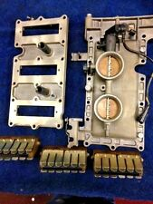 2004 Evinrude 90 hp Throttle body and reed assembly. Includes sensors