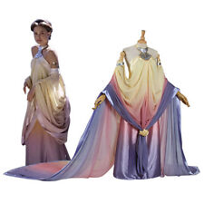 Star Wars Revenge of the Sith Padme Amidala Lake Dress Costume Halloween ec0bd8495