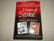 Heart of Stone: Justice for Azaria by Michael Chamberlain. SIGNED COPY. HCDJ 1st