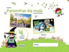 (18).PALOMITAS MAIZ 4 AÑOS 2ºTRIM.*GALICIA*. ENVÍO URGENTE (ESPAÑA)