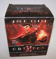 Crimson Alex Elder Resin Bust Dynamic Forces Palisades 2001 NIB