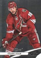 2012-13 Certified Coyotes Hockey Card #19 Shane Doan