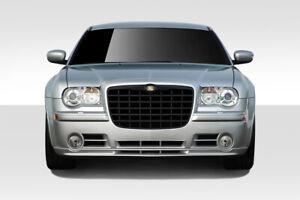 05-10 Chrysler 300 SRT Look Duraflex Front Body Kit Bumper!!! 109471