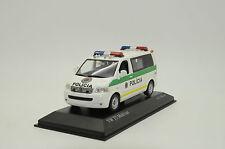 RARE !!! VW T5 Multivan Slovakia Police Policia Custom Made 1/43