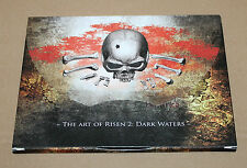 Risen 2 Dark Waters Collectors Edition 20 Artwork Art Card Cards PS3 Xbox 360