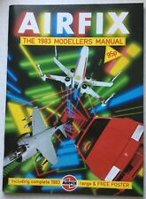 Airfix: The 1983 Modellers Manual with original poster (NEW)