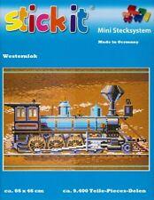 Mini Stecksystem Westernlok Ca. 5.100 teile Nr. 41145