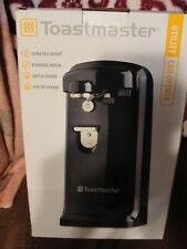 Toastmaster Electric Utility Can Opener New