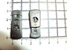 """2 PC Lock fine disegnare String Cord CORDINO TAPPO Zaino Giacca Paracord """"b-88"""""""