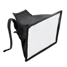 Universal Flash Diffuser Softbox 15x17cm for Canon Nikon Godox Flash Speedlite