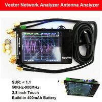 50KHz-900MHz Vector Network Analyzer Kit MF HF VHF UHF Antenna Analyzer mV